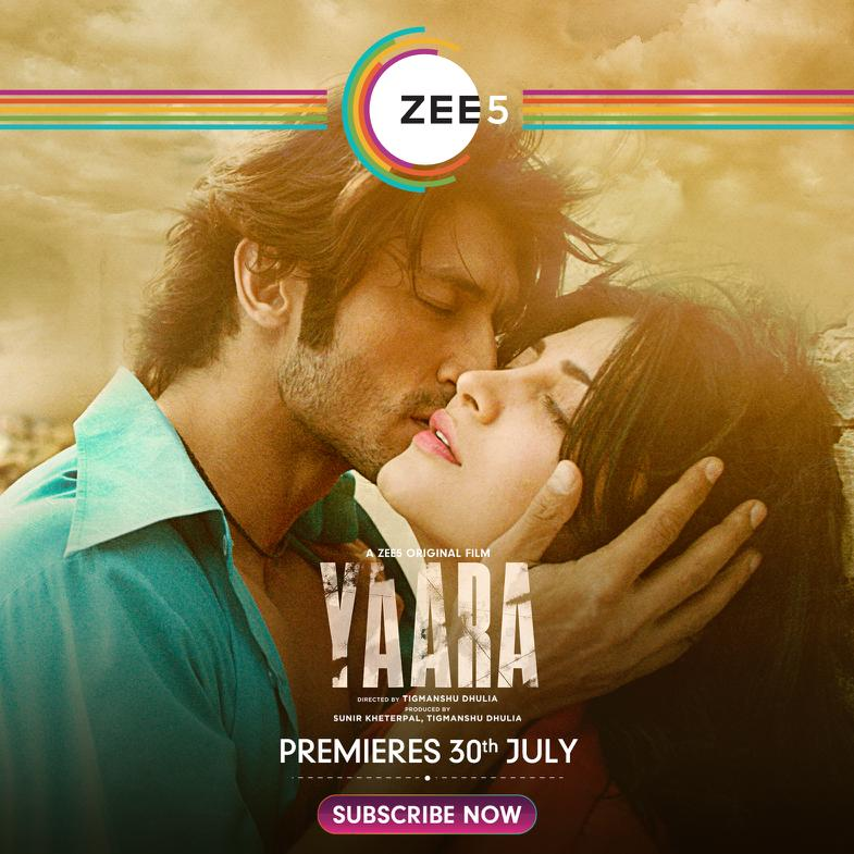 Yaara (2020) Hindi Movie 1080p WEB-DL 1.4GB ESubs