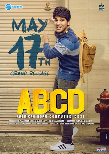 ABCD American Born Confused Desi 2019 UNCUT Dual Audio Hindi 480p HDRip 400MB